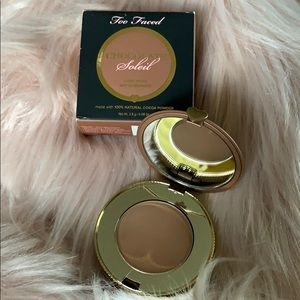 Too Faced Makeup - TOO FACED CHOCOLATE SOLEIL MATTE BRONZER
